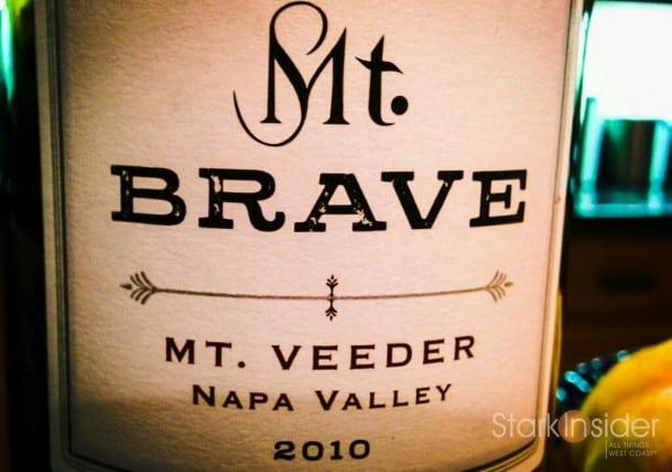 Mt. Brave 2010 Cabernet Sauvignon Wine Review - Napa Valley