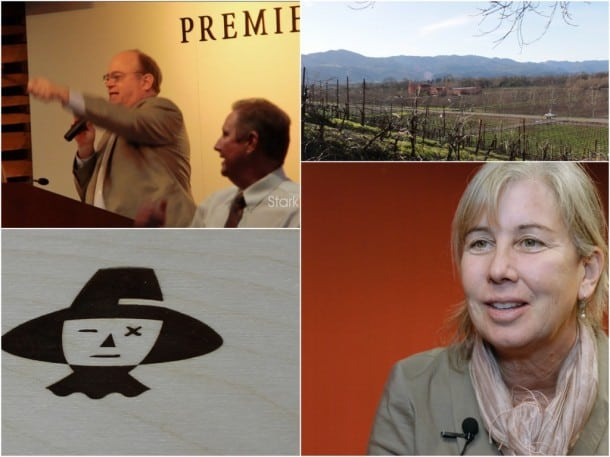 Interview - Scarecrow winemaker Celia Welch in Napa