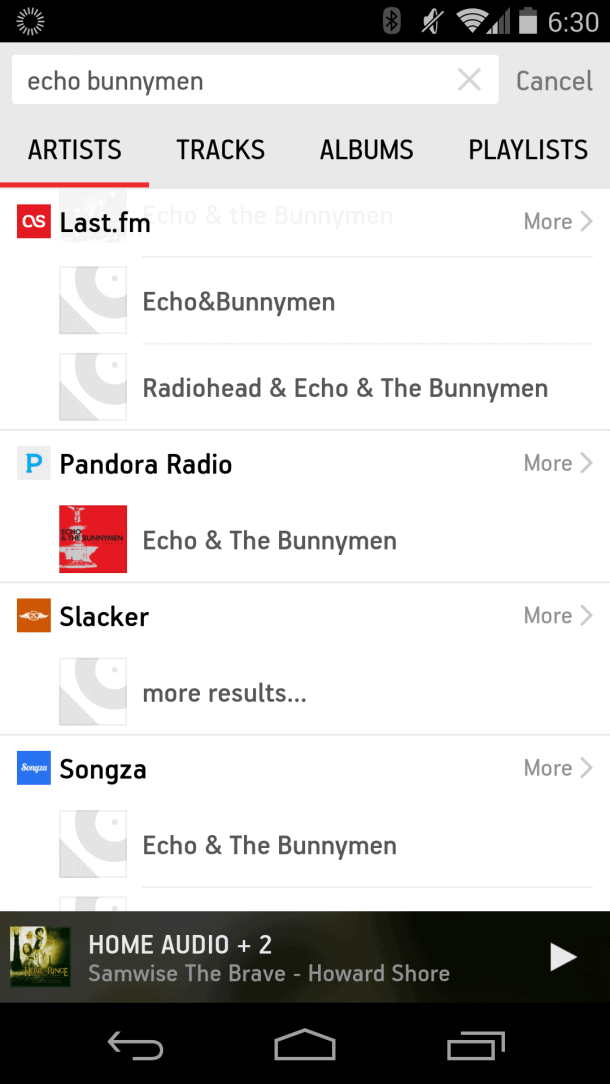 Sonos Android App Beta Review