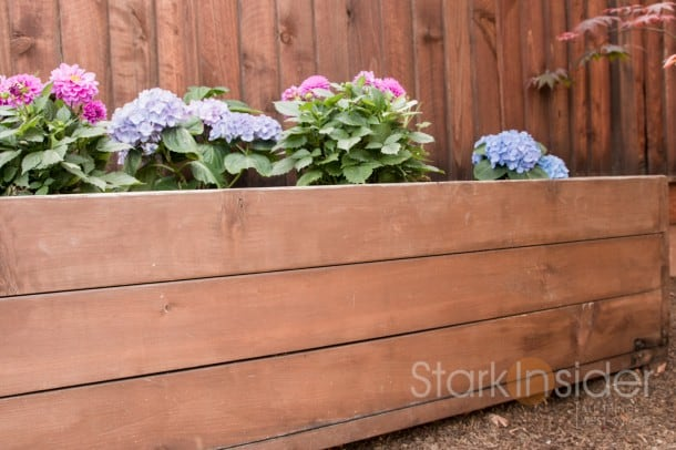 California DIY Garden Box Plans Photos Stark Insider