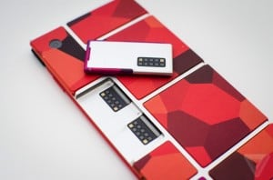 Lego smartphone future? A concept based on Google's Project Ara allows for modular upgrades.