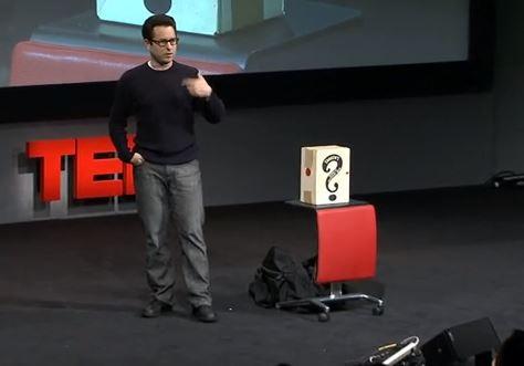 J.J. Abrams TED Talk