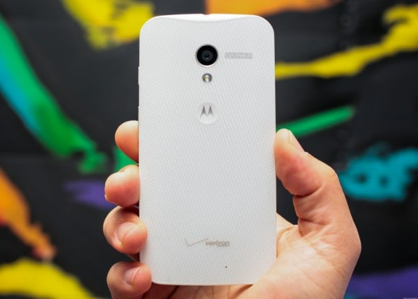Moto X + 1 Android smartphone coming this summer?