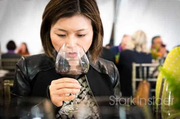 """Sensory Expedition: The nose knows. In this case, I found the Sequoia Grove winery, Cabernet Sauvignon """"Lamoreaux Vineyard""""."""