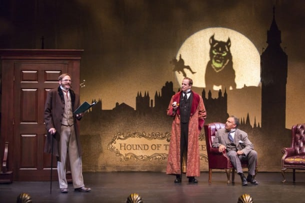 Hound of the Baskervilles - TheatreWorks Review