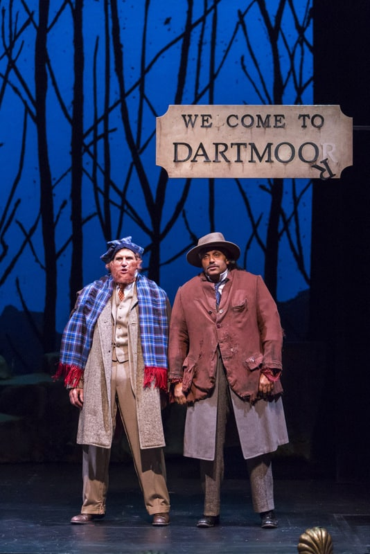 TheatreWorks Silicon Valley - Hound of the Baskervilles