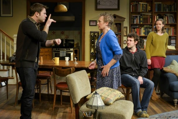 Tribes Review - Berkeley Repertory Theatre