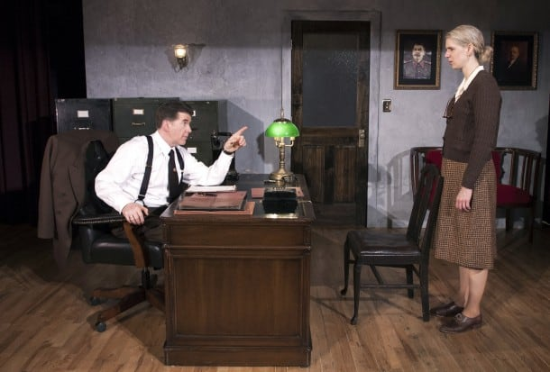 Theater Review: The Letters at Aurora - Berkeley