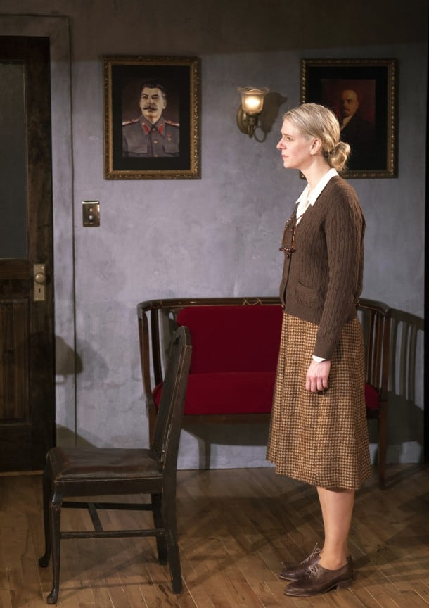 Aurora Theatre - The Letters - Review