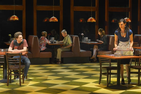 The Big Meal - San Jose Repertory Theatre