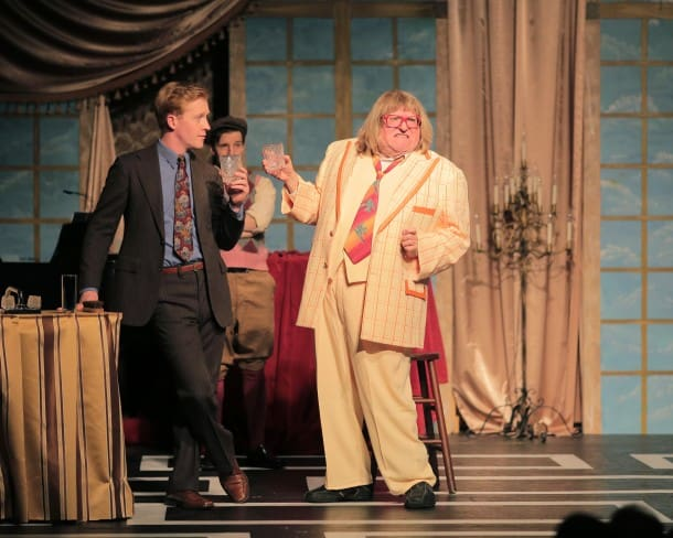 Theater Review: DuBarry Was a Lady at 42nd Street Moon
