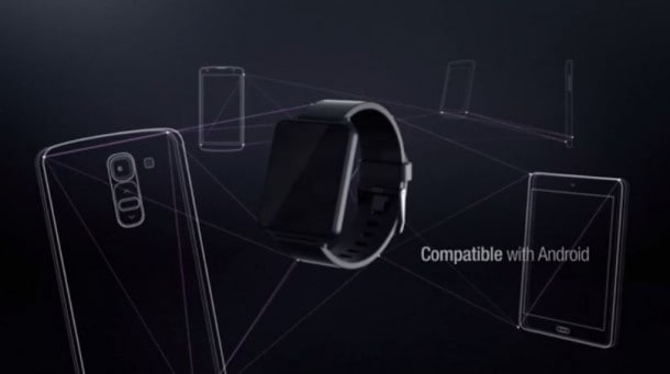 LG G Watch Preview Video