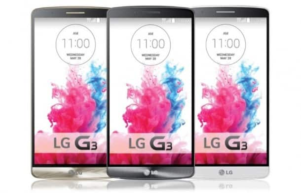LG G3 - Is this the Nexus 6?