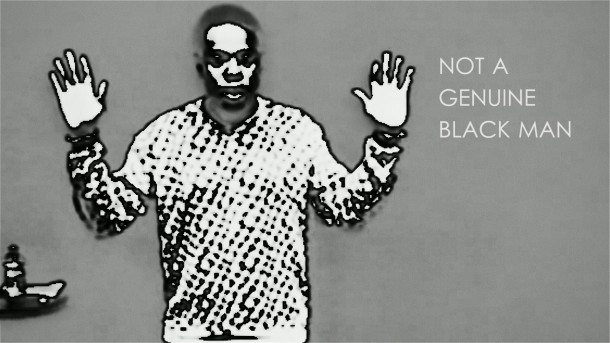 Not a Genuine Black Man - Brian Copeland