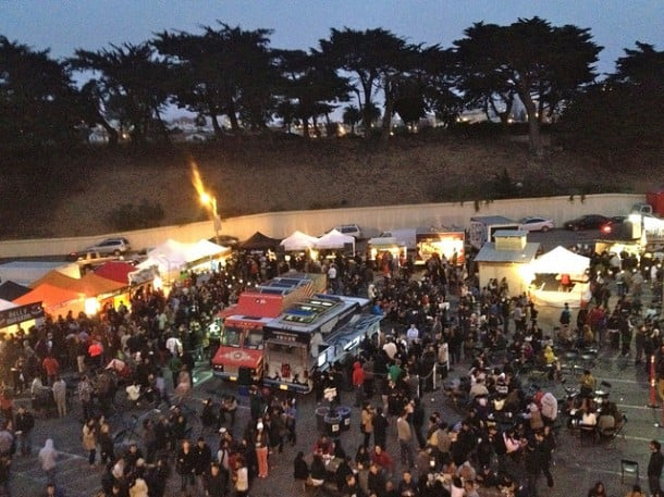 Off the Grid, Fort Mason, San Francisco