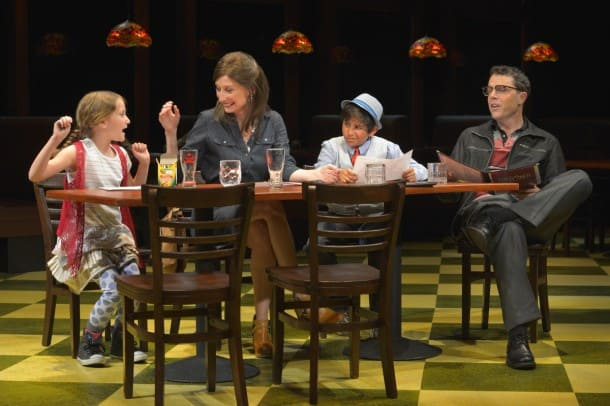 The Big Meal at San Jose Repertory Theatre