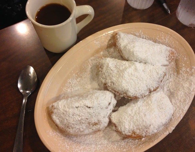Beware: Tripletts beignets are habit-forming