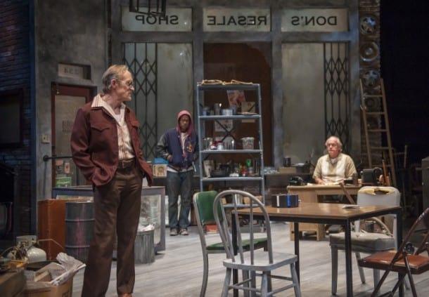 American Buffalo - Aurora Theatre Company