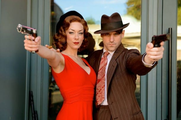 Theater Review - Bonnie & Clyde at San Jose Stage Company