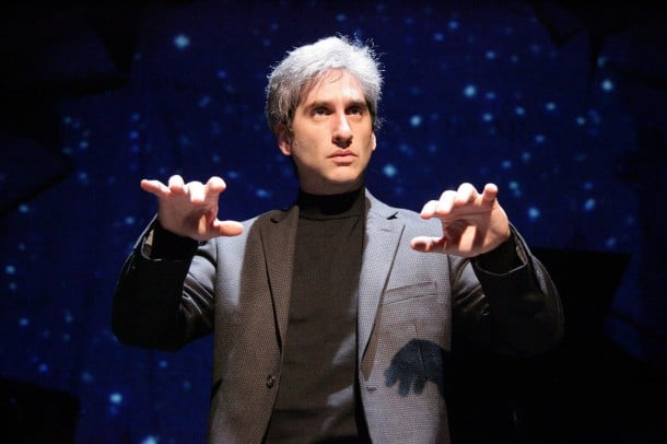 Theater Review: Hershey Felder as Leonard Bernstein in Maestro - Berkeley Repertory Theatre