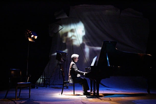 Hershey Felder as Leonard Bernstein in Maestro - Review