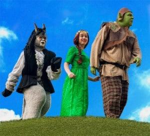 Shrek The Musical - Berkeley Playhouse