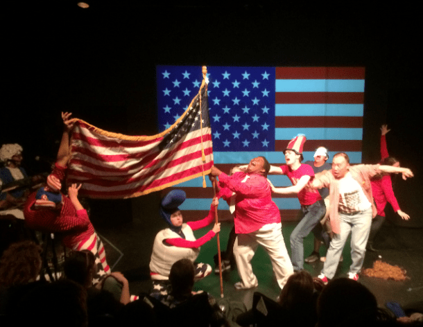 American Dream Cabaret - Mojo Theatre