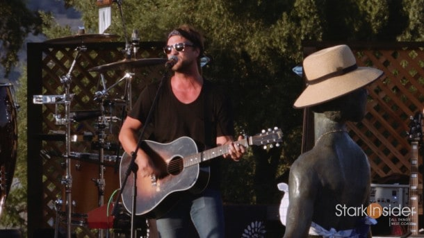 Andrew Ripp Live at Robert Mondavi Winery, Napa