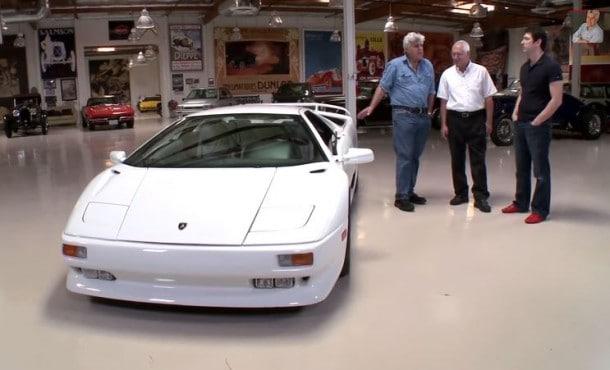 Jay Leno's Garage - 1991 Lamborghini Diablo