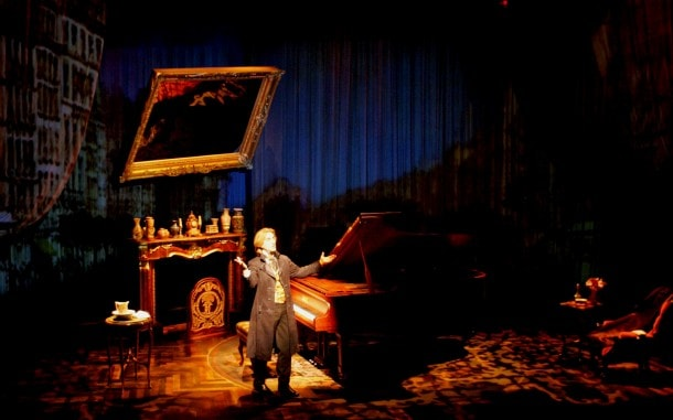 Theater Review: Hershey Felder as 'Monsieur Chopin' at Berkeley Rep