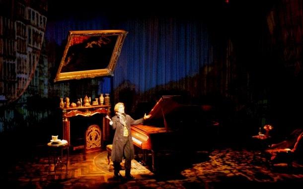 Theater Review: Hershey Felder as 'Monsieur Chopin' at Berkeley Rep