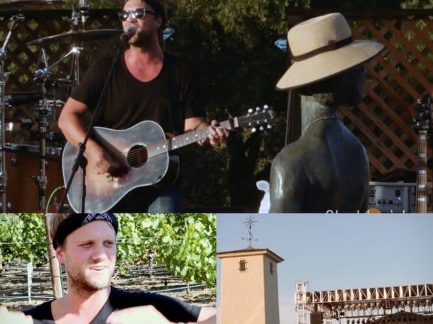 Video thumbnail for youtube video Stark Insider TV: Andrew Ripp Live at Robert Mondavi Winery (Video) | Stark Insider