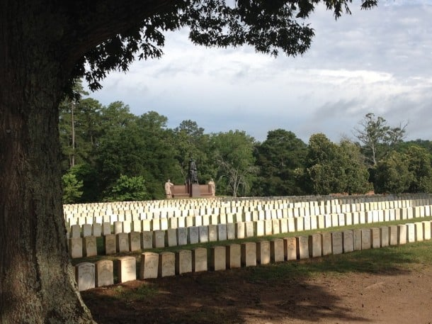 Cemetary at Andersonville