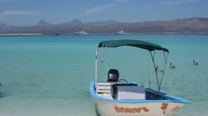 I've seen worse. View from Coronado Island. You can charter inexpensive pangas to take you out to the Sea of Cortez.