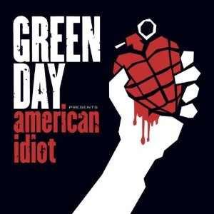 Green-Day-American-Idiot-album