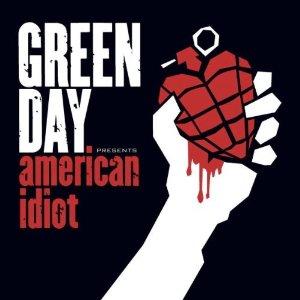Green-Day-American-Idiot-album