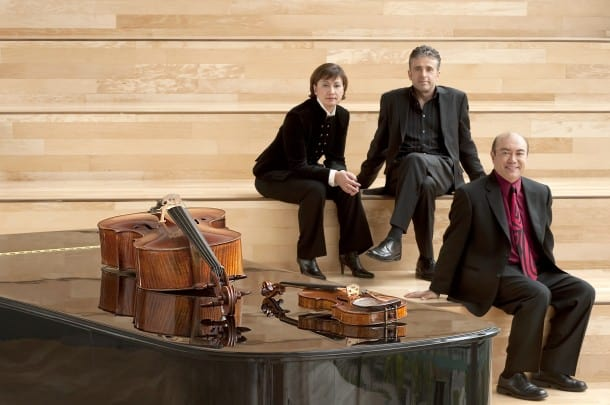 The Gryphon Trio - SF Symphony Review