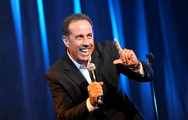 Jerry Seinfeld Live - San Jose and Oakland