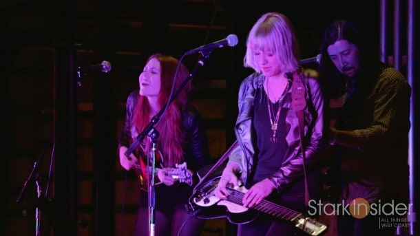 Larkin Poe - Live in the Vineyard - Clos du Val Winery Napa