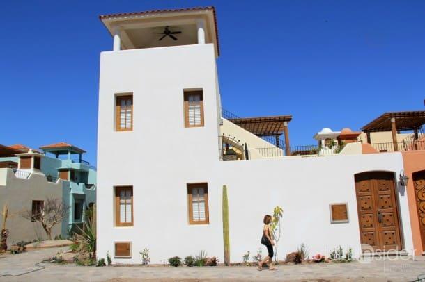 Loreto Bay casa