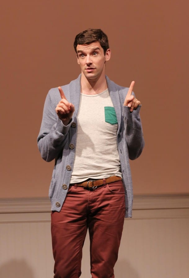 Theater Review: 'Buyer and Cellar' at SHN Curran Theatre San Francisco