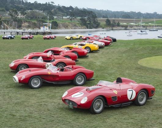 Pebble-Beach-Ferrari-Concours-Ocean