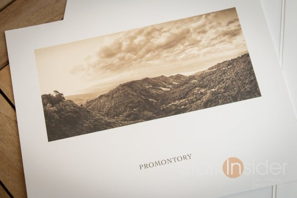 2009 Promontory Napa Valley Red Wine - Marketing