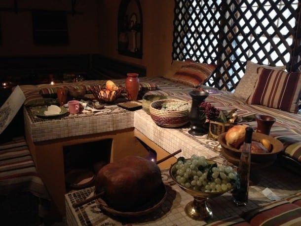 """Last Supper"" at Explorations in Antiquities"