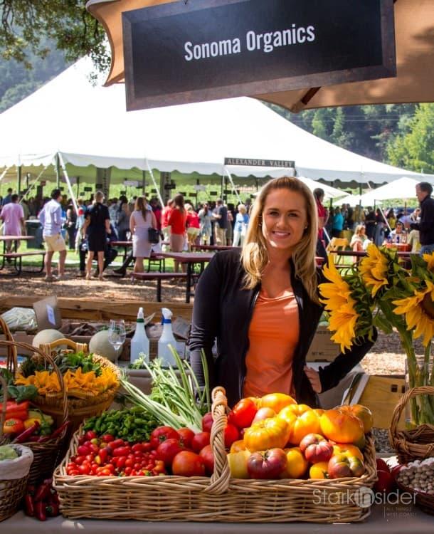 Sonoma Organics: Looking good.