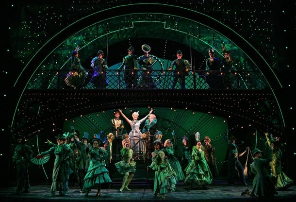 Wicked - San Jose Center for the Performing Arts