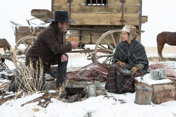 Hilary Swank - The Homesman