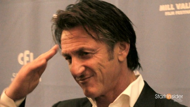 Sean Penn's THE HUMAN EXPERIMENT was a popular MVFF documentary.