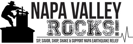 Napa Valley Rocks! Weekend Earthquake Benefit