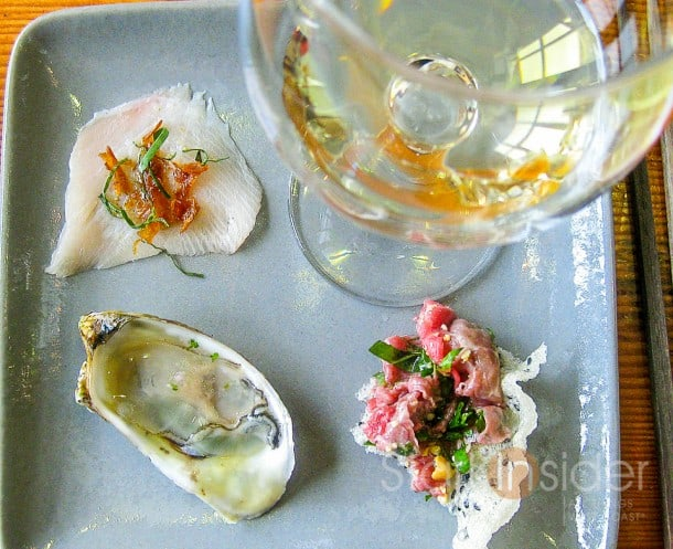 Slanted Door - Saveur names San Francisco Best Culinary Destination